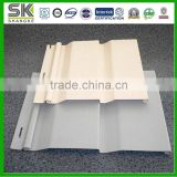 Plastic Decorative Exterior Wall Panel 8 Inch Vinly Siding                                                                         Quality Choice