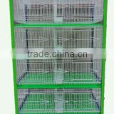 INquiry about Steel breeding cage for pigeon,multilayer cage