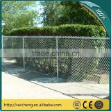 Chain Link Fence with Trade Assurance/Warranted Chain Link Wire Mesh Fence/Chain Link Fence with Quality Assurance (Factory)