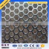 Trade Assurance Stainless Steel Aluminum iron perforated metalsheet / hole galvanized perforated metal mesh