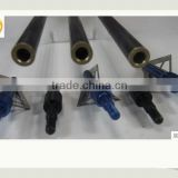 Wholesale archery arrows 32inch factory directly sell high quality Carbon fiber crossbow arrow