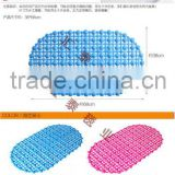 fashion pvc mat for washroom A03