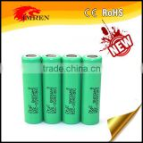 Big Sale High Discharge Rate Samsung 25R5 18650 Battery Samsung 25R INR18650-25R 2500MAH 20A Cell