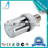 5 years warranty 2600lm high lumen E40 led corn light wholesale 360 degree smd corn light in market