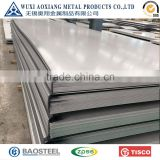 high quality for the stainless steel plate 201/304/304L/321/316/316L/309/309S/310S/904L/sus 201/304/304L/321/316 2b manufacturer