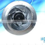 PSC 48V DC Backward Curved Centrifugal Fan 404 x157mm with CE and UL for Battery Charging Electric Vehicle Stations