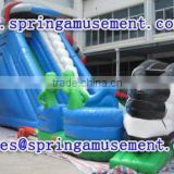 PVC double inflatable water slide SP-SL001