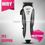 Super Quiet 11pcs Dog Electric Hair Clipper Set Qirui Pet Grooming Clipper Set                                                                         Quality Choice