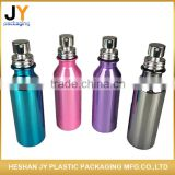 Hot selling unique plating shell empty cosmetics spray perfume bottles OEM wholesale perfume bottle