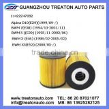 OIL FILTER 11422247392 FOR ALPINA D1O(E39)99- BMW 7(E38)94-01 5(E39)95-03 3(E46)98-05 X5(E53)00-