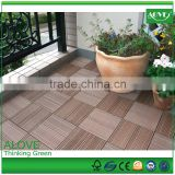 outdoor decking DIY Floor tiles eco friendly waterproof fireproof anticorrosion mothproof and etc.