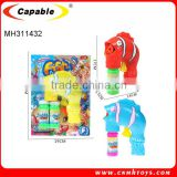 wholesale fish shaped bubble gun toy