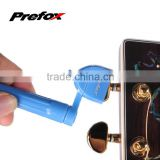 Musical instrument prefox guitar cable winder roll string multicolor Guitar accessories line changer