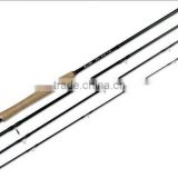 High Quality 243cm Fly Fishing Rod 4 Sections Fishing Rod