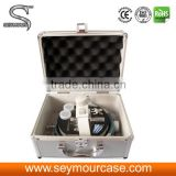 Aluminum Case For Fashional Ultra-Light CM 3x Surgical Dental Loupes Glass Magnifier Case