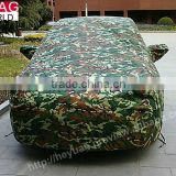 custom folding garage car cover fabric and car mirror cover
