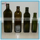Dark Green Glass Olive Oil Bottle For Olive Oil                                                                         Quality Choice