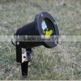 Beautiful green & red laser spot lighting Outdoor Dynamic lawn laser lamps with remote control
