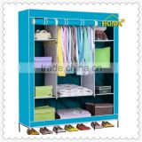 Easy storage portable large wardrobe armoires                                                                         Quality Choice