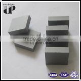 plants stock 100% fresh material K10/YG6X 100*100*10mm blank abrasion-proof tungsten carbide board bar