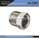 china supplier brass hex socket plug / brass pipe fitting / copper hose fitting with factory price