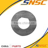 For SNSC 3103-00187 friction plate for yutong bus parts ZK6129H.6147,6118,zk6831 bus spare parts