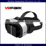 New Products 2016 Online Shopping Home Cinema blue Film Sex Video Google Virtual Reality Glasses Vr Park V5
