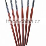 2014 high quality fashion makeup brushes nail brush set for latest unique beauty salon names airbrush nail designs