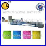abs plastic granules/polypropylene recycling granules/recycle pp plastic granules machine