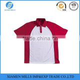 New design polo t shirt men sports shirts/Men sports polo t-shirt with breathable material