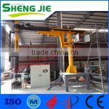 INQUIRY ABOUT Melting Induction Smelter/Induction Melting Furnace Slag/Dregs Removal Machine