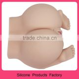 free shipping japanese girl ass with real pussy sex doll vagina pictuer rubber silicon vagina for man