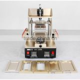 Hot sell mobile lcd repair good combination screen refurbishment machine including frame machine and OCA