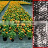 plastic weed mat ground cover for garden