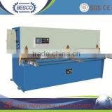 china supplier qc12y hydraulic sheet metal plate guillotine electrical used hydraulic shearing machine for sale