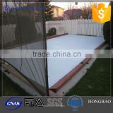 roller skating court floor/synthetic ice hockey shooting rink/inflatable hockey rink
