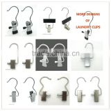 High quality metal clips/boots hanger/shoes hanger, wooden hanger for boots, shoes, socks, used in store and displayed in shop.