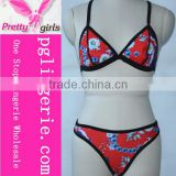 Cheeky Reversible Bikini Private Logo Swimwear in wholesales