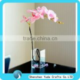 Clear Cube Vase For Flower Acrylic Flower Vase Table Plastic Vases Square