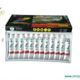 Oil paint(Aluminum tube)professional quality