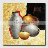 Realistic oil painting pottery canvas pictures