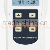 Painting Thickness Gauge, Datalogger, Continuous Measurement F/NF CT-115B