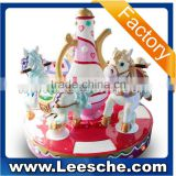 coin operated game kiddie ride indoor game carousel amusement machine bumper car arcade game machine racing machine