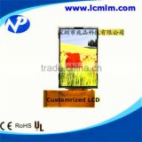 OTM8009A driver 480*800 tft screen 4 inch lcd panel