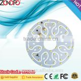 24w 48w round ceiling light 3000k 6000k no driver led motor ac engine economy led light board