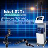 Med-870+ 2015 hot sell laser treatment for dark circles plug insert machine beauty skin care