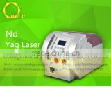 Varicose Veins Treatment New Designed Q Switch Nd Yag Laser For Brown Age Spots Removal Tattoo Removal Machine Price/ Tattoo Removal Laser For Sale