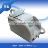 1500mj Permanent Make Up Device Facial Veins Treatment Laser Tattoo Removal Machine D003 1 HZ
