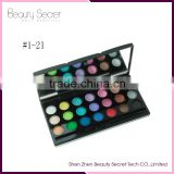 Multi-Colored Color pearl effect Cosmetics Pearl Eyeshadow Pans Eye Shadow
