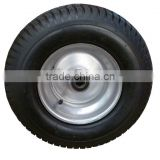 wheelbarrow spare parts / wheelbarrow tyre 400-6 / wheelbarrow tyre and inner tube 4.00-6